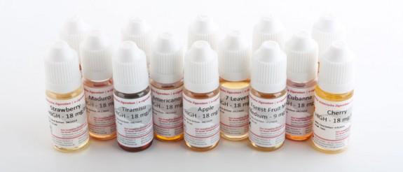 e-Liquid für e-Zigaretten