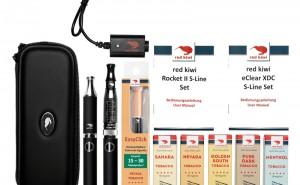 NEU: e-Zigarette red kiwi SubTwin