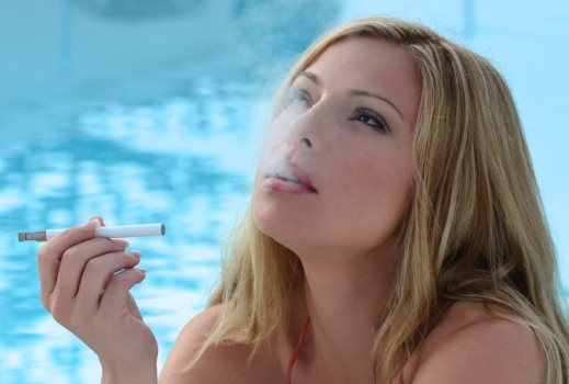 red kiwi E-Zigarette Wenig Dampf Woran liegt's