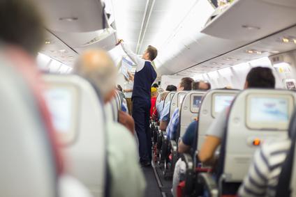 E-Zigarette im Flugzeug und auf Reisen