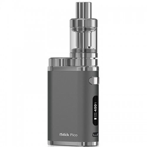 e-Zigarette Set eLeaf iStick Pico mit Melo 3 Mini Verdampfer – grau