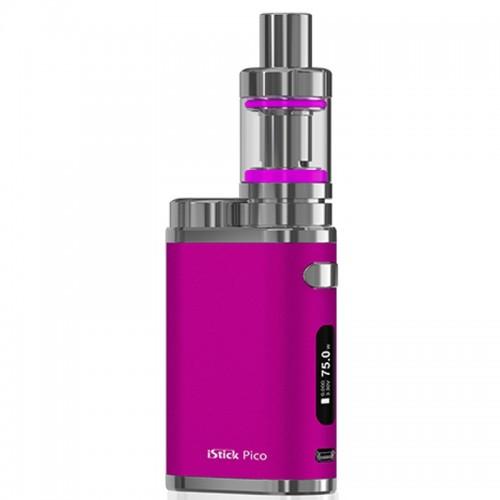 e-Zigarette Set eLeaf iStick Pico mit Melo 3 Mini Verdampfer – pink