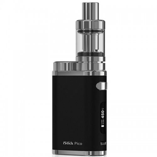e-Zigarette Set eLeaf iStick Pico mit Melo 3 Mini Verdampfer – schwarz